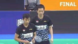 【동영상】리안 아궁 사푸트로・헨드라 세티아완 VS HAN Chengkai・ZHOU Haodong E 플러스 배드민턴 아시아 팀 챔피언십 2018 그렇지