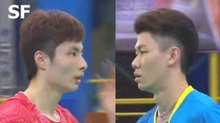 【동영상】시유치 VS 리·지·지아 E 플러스 배드민턴 아시아 팀 챔피언십 2018 그렇지