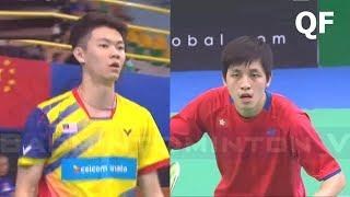 【동영상】리·지·지아 VS 웡윙키 E 플러스 배드민턴 아시아 팀 챔피언십 2018 그렇지