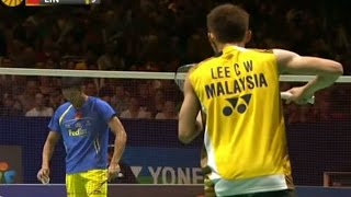【동영상】린 단 VS 리총웨이 YONEX 올 잉글랜드 오픈 배드민턴 선수권 대회 2012 그렇지
