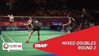 【동영상】프라빈 조던・데비 수산토 VS 마커스 엘리스・로렌 스미스 YONEX 전 잉글랜드 오픈 2018 베스트 16
