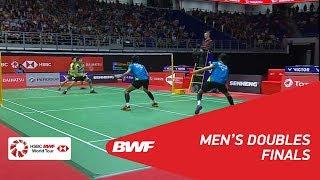 【동영상】파자르 알피안・무하마드 리안 아르디안토 VS 고 V 셈・위 카이옹 탄 말레이시아 페로 두아 2018 결승