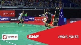 【동영상】타이추잉 VS 라챠녹 인타논 말레이시아 페로 두아 2018 결승