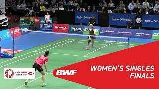 【동영상】사야카 타카하시 VS ZHANG Yiman BARFOOT & THOMPSON 뉴질랜드 오픈 2018 결승