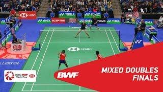 【동영상】찬펭순・GOH Liu Ying VS 마빈 에밀 세이델・Linda EFLER 2018 YONEX US Open 결승