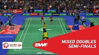 【동영상】찬펭순・GOH Liu Ying VS 마크 람스푸스・Isabel HERTTRICH 2018 YONEX US Open 준결승