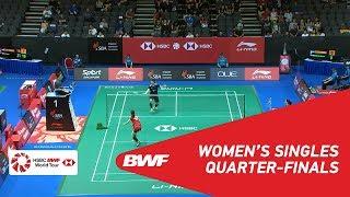 【동영상】CHEN Su Yu VS 닛차온 진다폴 2018 년 싱가포르 오픈 준준결승