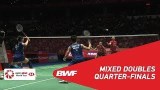 【동영상】찬펭순・GOH Liu Ying VS 프라빈 조던・Melati Daeva OKTAVIANTI 다이 하츠 요넥스 재팬 오픈 2018 준준결승