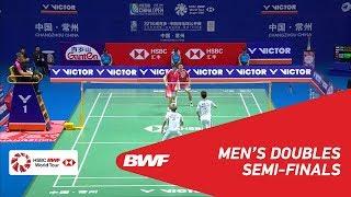 【동영상】HAN Chengkai・ZHOU Haodong VS 마커스 페르난디 기디언・케빈 산자야 빅터 차이나 오픈 2018 준결승