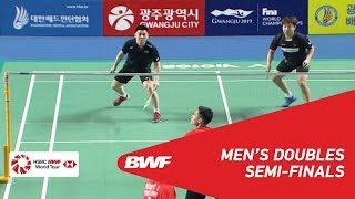 【동영상】PO Li-Wei・왕치린 VS KIM Sa Rang・분헝 탄 한국 석사 2018 준결승