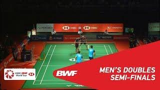 【동영상】옹유신・테오에이 VS Aaron CHIA・Wooi Yik SOH PERODUA 말레이시아 마스터스 2019 준결승