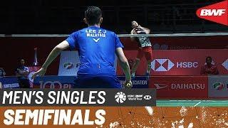 【동영상】켄토 모모타 VS 리·지·지아 PERODUA 말레이시아 마스터스 2020 준결승