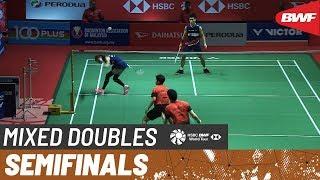 【동영상】왕일유・HUANG Dongping VS 찬펭순・GOH Liu Ying PERODUA 말레이시아 마스터스 2020 준결승