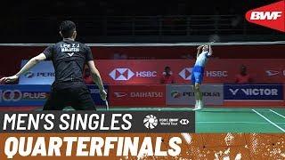 【동영상】리·지·지아 VS 시유치 PERODUA 말레이시아 마스터스 2020 준준결승