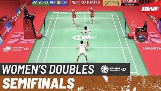 【동영상】그레이시아 폴리・Apriyani RAHAYU VS 김소영・KONG Hee Yong 다이하츠 인도네시아 마스터스 2020 준결승