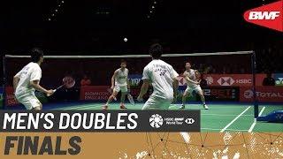 【동영상】엔도 히로유키・유타 와타나베 VS 마커스 페르난디 기디언・케빈 산자야 요넥스 올 잉글랜드 오픈 2020 결승