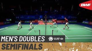【동영상】엔도 히로유키・유타 와타나베 VS 블라디미르 이바노프・이반 소조노프 요넥스 올 잉글랜드 오픈 2020 준결승
