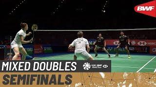 【동영상】프라빈 조던・Melati Daeva OKTAVIANTI VS 마커스 엘리스・로렌 스미스 요넥스 올 잉글랜드 오픈 2020 준결승