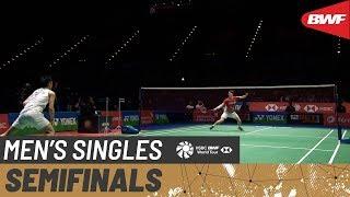 【동영상】초우티엔첸 VS 앤더스 안토센 요넥스 올 잉글랜드 오픈 2020 준결승