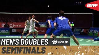 【동영상】마커스 페르난디 기디언・케빈 산자야 VS 리 양・왕치린 요넥스 올 잉글랜드 오픈 2020 준결승