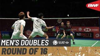 【동영상】Aaron CHIA・Wooi Yik SOH VS 루칭야오・양포한 요넥스 올 잉글랜드 오픈 2020 베스트 16