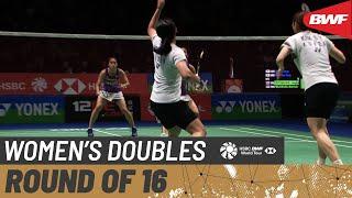 【동영상】김소영・KONG Hee Yong VS Jongkolphan KITITHARAKUL・Rawinda PRAJONGJAI 요넥스 올 잉글랜드 오픈 2020 베스트 16
