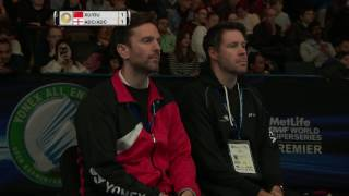 【동영상】크리스 애드콕・가브리엘 애드콕 VS 수첸・두 유에 YONEX 전 잉글랜드 오픈 베스트 16