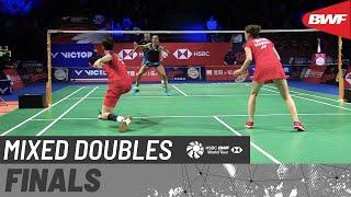 【동영상】마크 람스푸스・Isabel HERTTRICH VS 크리스 애드콕・가브리엘 애드콕 DANISA Denmark Open 2020 결승