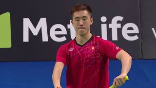 【동영상】탕 춘 맨・체 잉 수엣 VS 정 시웨이・첸 친첸 DANISA 덴마크 오픈 결승
