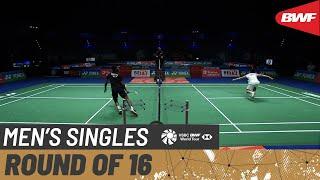 【동영상】켄토 모모타 VS H. S. 프라이노 YONEX 올 잉글랜드 오픈 배드민턴 챔피언십 2021 베스트 16