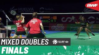 【동영상】Rinov RIVALDY/Pitha Haningtyas MENTARI VS Niclas NOHR/Amalie MAGELUND 스페인 마스터스 2021  결승
