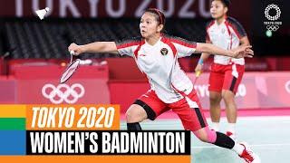 【동영상】그레이시아 폴리/Apriyani RAHAYU VS 첸 친첸/지아 이판 도쿄 2020 올림픽 배드민턴 결승
