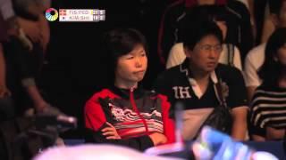 【동영상】요아킴 피셔 닐슨・크리스티나 페데르센 VS 김기정・신승찬 요넥스 오픈 일본 준결승