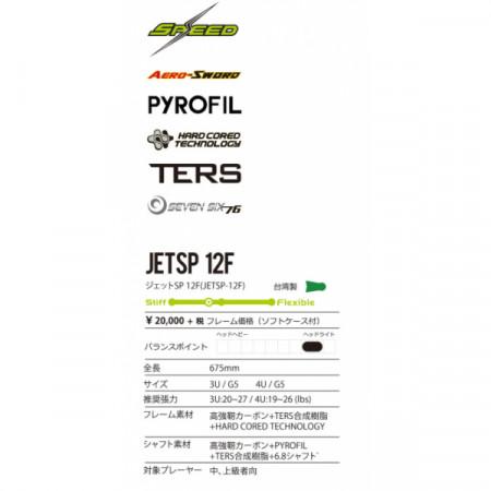 JETSP 12F